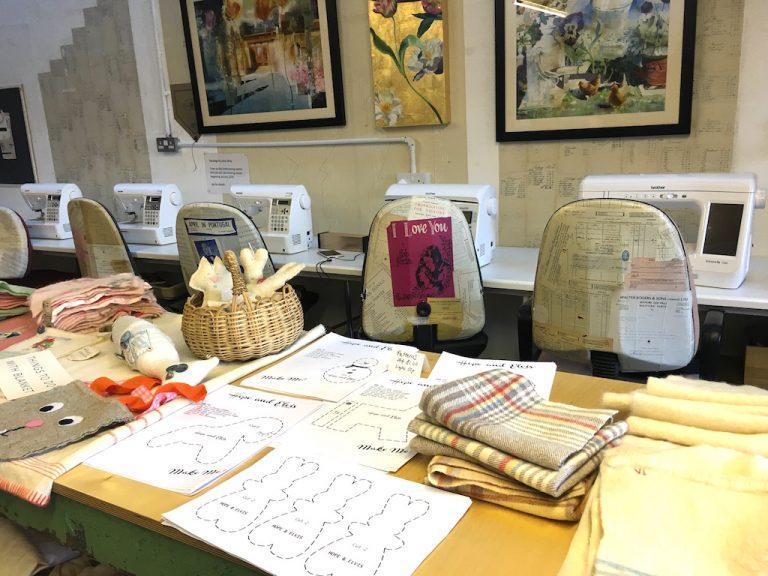 Hope & Elvis Craft Workshop