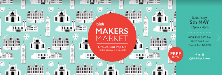 Makers market poster