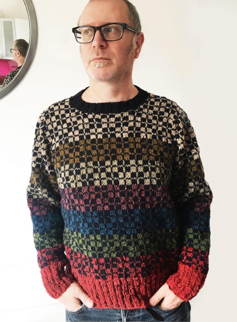 Ordie by Martin Storey knitwear designer