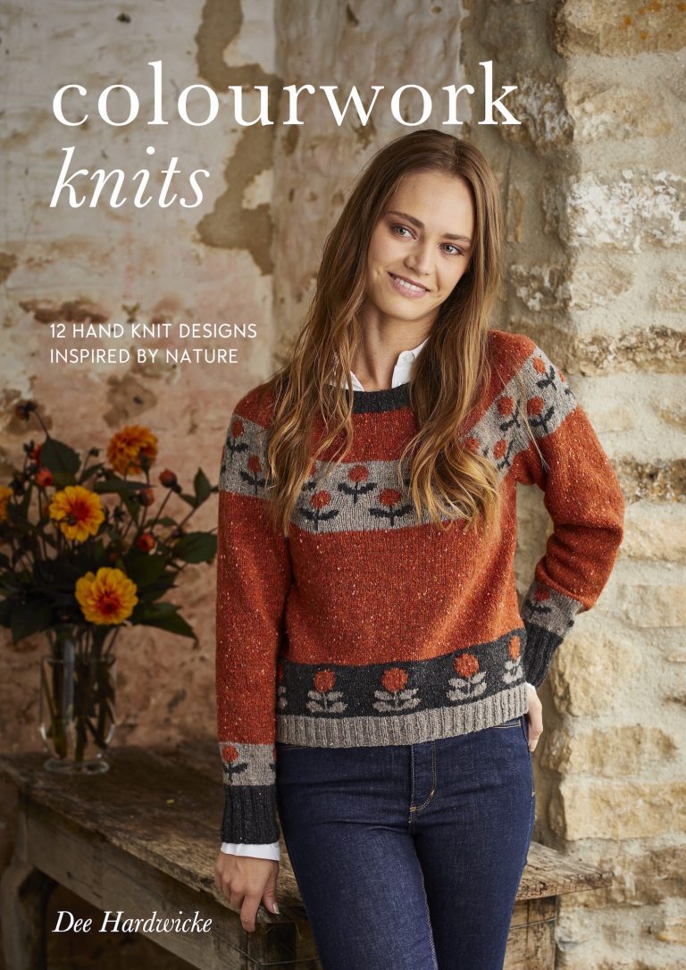 Front cover of Colourwork Knits